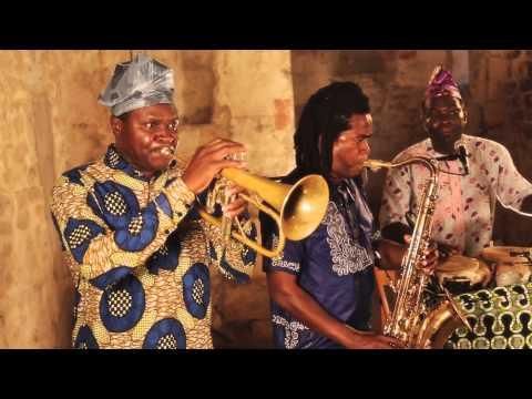 Gangbé Brass Band du Bénin- Live- Les Vrais Amis