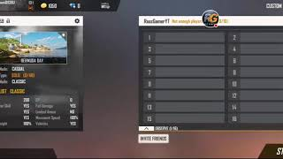 [LIVE]ALOK GIVEAWAY || 1000+ Diamond Giveaway || FREE fire LIVE || FULL CUSTOM ROOMS WITH Raaz Gamer