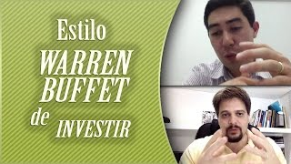 Value Investing: a filosofia de Warren Buffett para investimentos | WEBINAR