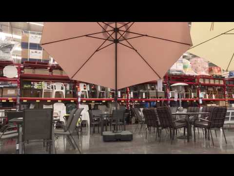 How to Choose Outdoor Umbrellas & Shade Sails - Buying Guides From Bunnings