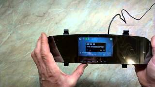 видео Видеорегистратор TrendVision MR-700