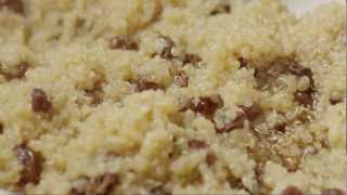 Make It Healthy - How To Make Quinoa Pudding