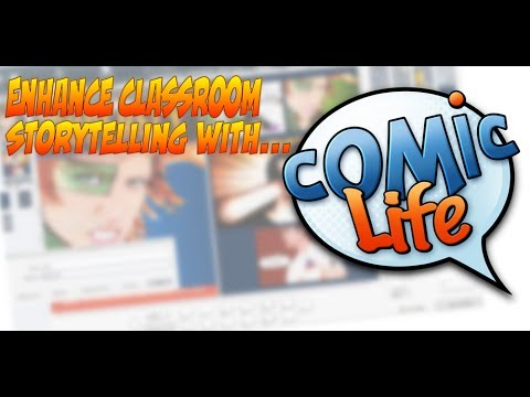 Classroom Storytelling with Comic Life