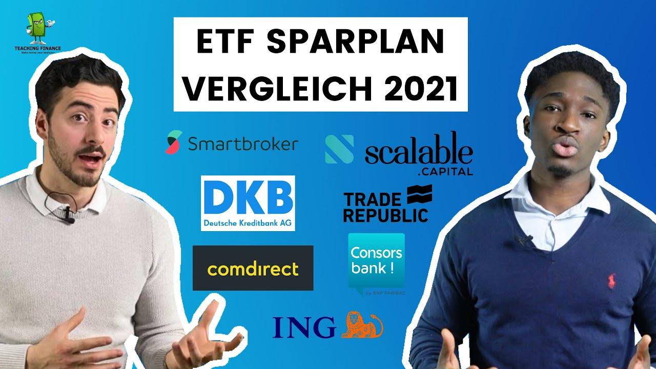 broker vergleich 2021 etf investition in digitale währungen