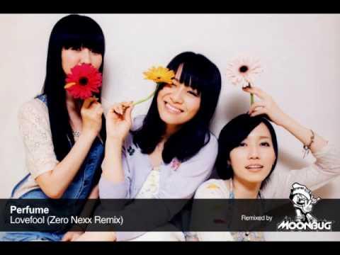 Perfume - Lovefool (Zero Nexx Remix)