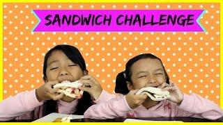 SANDWICH CHALLENGE INDONESIA KEIRA CHARMA