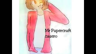 Dibujo para Mr Papercraft Casero :3