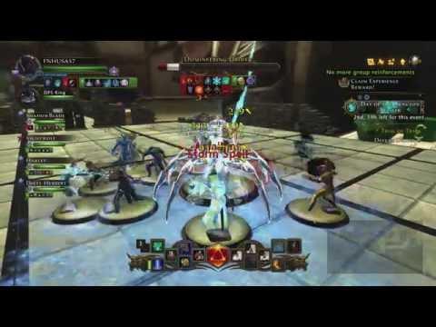 Neverwinter: Control Wizard Pure DPS build Level 70 (MOD 9