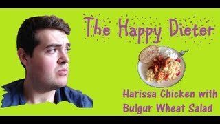 Harissa Chicken With Bulgur Wheat Salad Recipe: Step-by-step Guide!