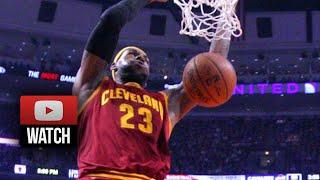 LeBron James Full Highlights at Bulls (2014.10.31) - 36 Pts, 8 Reb, Sick!