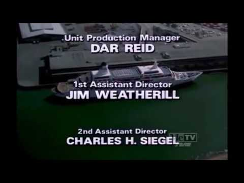 The Love Boat Season 7 Closing Credits