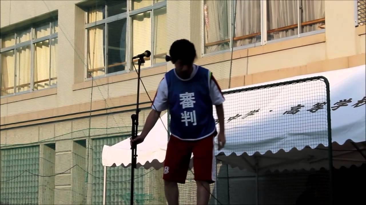 2015年度早稲田高校体育祭閉会式...