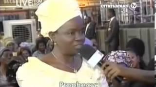 SCOAN 08/09/13: Prophecy Time Words of Knowledge Mass Prayer. Emmanuel TV
