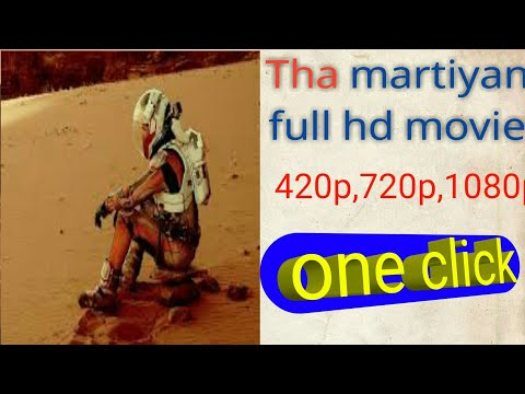 How To Download Tha Martian Full Hd Movie In Hindi