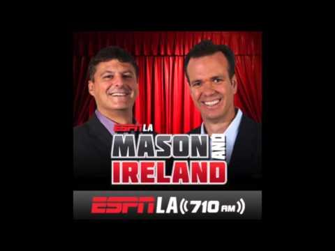 Hotline Byron on Mason & Ireland ESPN LA