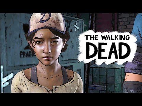 THE WALKING DEAD A NEW FRONTIER #6 - Em Quem Confiar!? (Gameplay em Português)