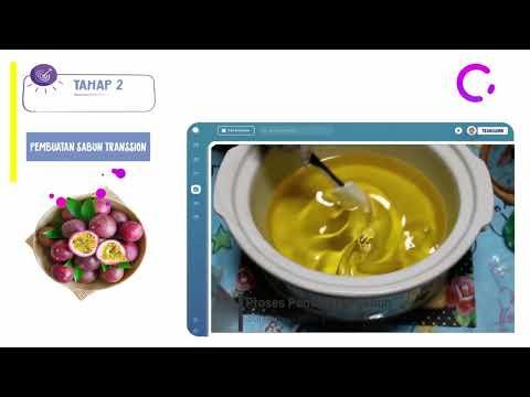 PKM-K 2020 TRANSSION: Transparent Soap Based On Passion Fruit Seeds Oil  Universitas Sumatera Utara