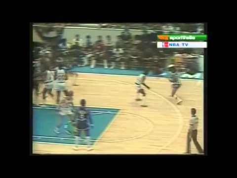 Larry Bird 1982 NBA All-Star Game MVP highlights