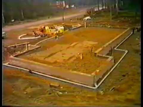 видео: Фины строят каркасный дом