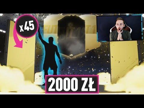45 EKRANÓW ZA 2000 ZŁ W FIFIE 19!