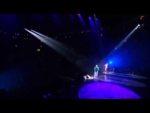 Eminem - Rain Man (ft. Proof) [Live from New York]