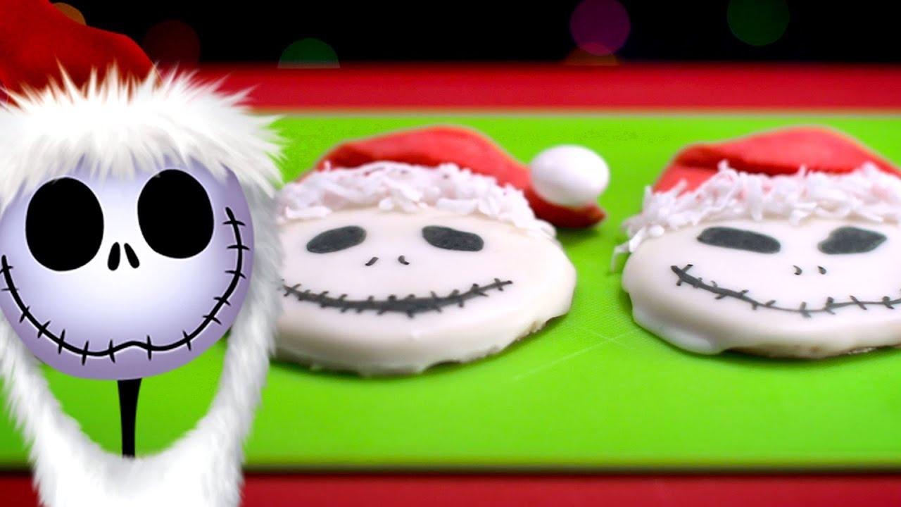 Nightmare Before Christmas Jack Skellington Cookies | Dishes by ...