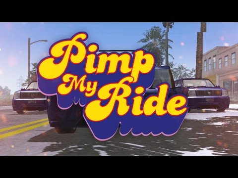 IF PIMP MY RIDE GAMES WEREN'T RUBBISH?!