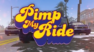 IF PIMP MY RIDE GAMES WEREN