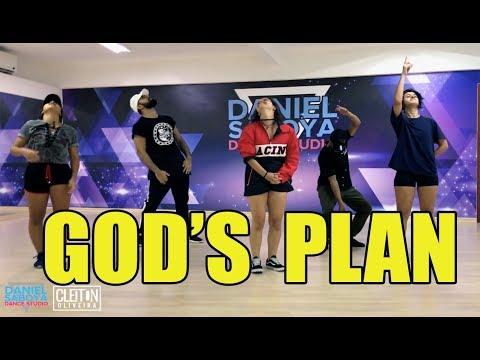 Drake - God's Plan (COREOGRAFIA) Cleiton Oliveira