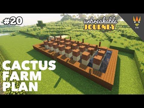 AYO MEMBUAT CACTUS FARM! - Minecraft Indonesia #20