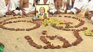 A.P.J. Abdul Kalam Dies at 83 After Cardiac Arrest – Hindu Muslim Joint Prayer @ Marina Beach