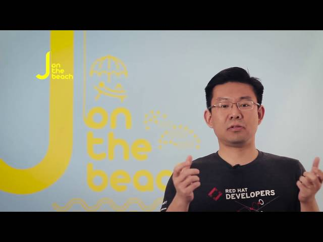 Edson Yanaga from Red Hat Interview - JOTB16