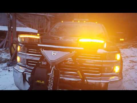 All New FISHER Plow LED Lights!