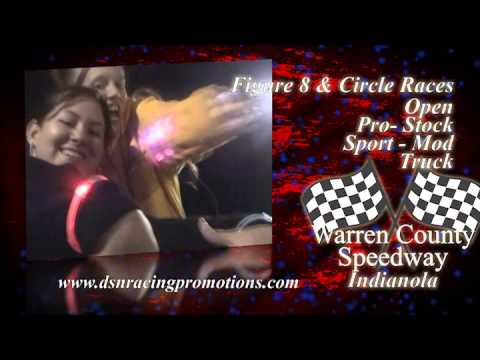 DSN Racing Promos Warren County Speedway DSN 01 0412 30t