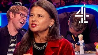 Brexit Negotiations & Tracey Ullman's Theresa May Impersonation | The Last Leg
