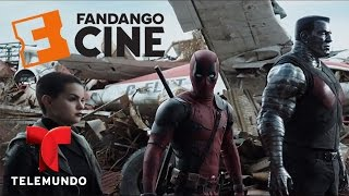 """2 girls 1 punch"": ""deadpool"" movie clip | fandango | telemundo english"