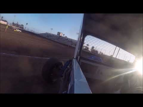 Ventura Raceway Dwarf Cars Heat #1 - October 6th 2018