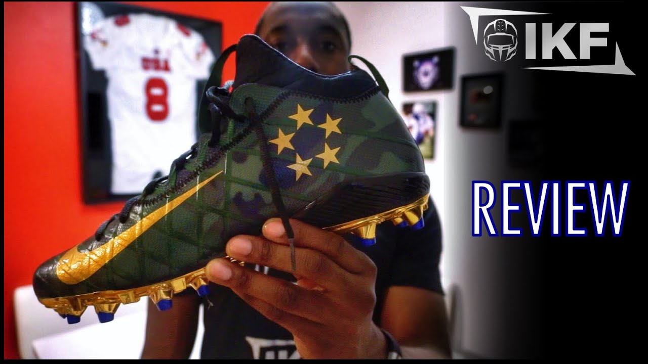555a4d9d88102 NIKE Field General 3 Elite Cleat Review - Ep. 314 - YouTube