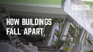 When and why do buildings collapse?