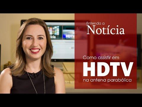 Entenda a Notícia - Como assistir em HDTV na antena parabólica