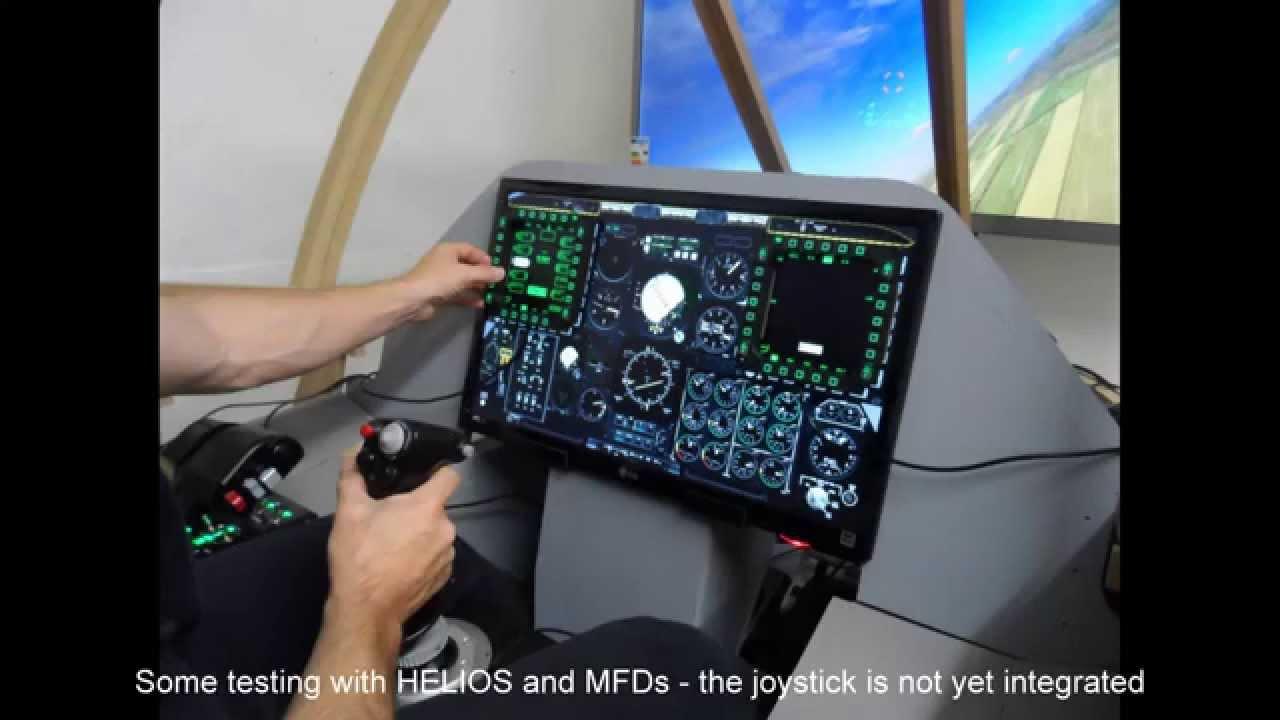 DCS XSeries  Step by Step Building an A10C Home Cockpit