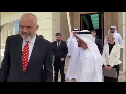 Rindërtimi pas tërmetit tragjik, Rama në Abu Dhabi, takohet me Princin e Kurorës