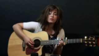 Caroline Savoie - Hallelujah (Leonard Cohen - Jeff Buckley version Acoustic Cover)