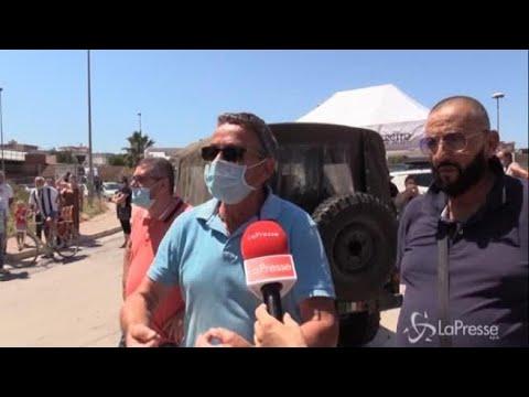 Focolaio Covid a Mondragone, i cittadini contro il sindaco: «Degrado da anni»