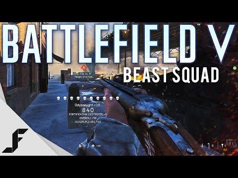 Battlefield 5 BEAST Squad is back!