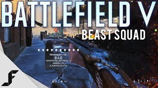Battlefield 5 BEAST Squad is back!