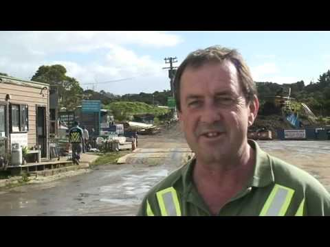 Engineered Composite Board - Waiheke Waste Resources Trust