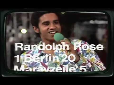 Randolph Rose - Nur ein Flirt (Pour un flirt) 1971
