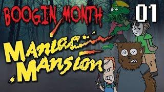 Maniac Mansion (Part 1) - Boogin Month