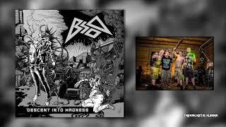 Blue Screen öf Death  - Descent into Madness  [2021]  EP